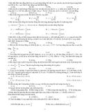 Đề Thi Thử Đại Học Vật Lý 2013 - Phần 2 - Đề 10 (có đáp án)