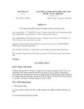 Thông tư  15/2013/TT-BCA