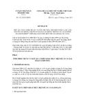 Kế hoạch số 1312/KH-UBND