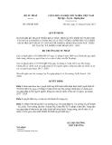 Quyết định số 650/QĐ-BTP
