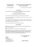 ỦY BAN NHÂN DÂN TỈNH SÓC TRĂNG -------Số: 09/2013/QĐ-UBNDCỘNG HÒA XÃ HỘI CHỦ NGHĨA VIỆT NAM Độc lập - Tự do - Hạnh phúc --------------Sóc Trăng, ngày 27 tháng 3 năm 2013QUYẾT ĐỊNH BAN HÀNH QUY CHẾ QUẢN LÝ CÁC HOẠT ĐỘNG ĐỐI NGOẠI TRÊN ĐỊA BÀN TỈNH SÓC
