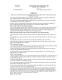 Thông tư số 01/2013/TT-BNV