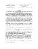 Chỉ thị số 10/2013/CT-UBND