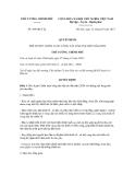 Quyết định số 449/QĐ-TTg