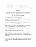 Quyết định số  691/QĐ-UBND
