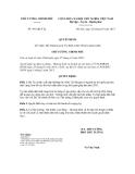 Quyết định số 491/QĐ-TTg