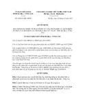Quyết định số 16/2013/QĐ-UBND