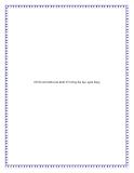 Đề thi mô hình toán kinh tế trường đại học ngân hàng