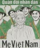 Họa Sỹ Huỳnh Văn Thuận Với Những Bức Tranh Cổ Động
