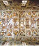 Những bức bích họa kiệt tác của Michelangelo
