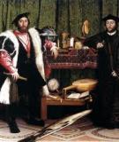 """Phân tích hội họa phương Tây """"Đại sứ nước Pháp"""" của Hans Holbein con"""