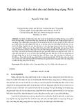 """Báo cáo """"Nghiên cứu về kiểm thử cho mô hình ứng dụng Web """""""