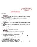 Tổng hợp lý thuyết và bài tập về số phức