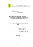 TRƯỜNG ĐẠI HỌC AN GIANG KHOA NÔNG NGHIỆP – TÀI NGUYÊN THIÊN NHIÊNNGUYỄN XUÂN LÝMSSV: DPN010641KHẢO NGHIỆM ĐẶC TÍNH NÔNG HỌC, NĂNG SUẤT,PHẨM CHẤT CỦA 15 GIỐNG LÚA QUỐC GIA A2 TẠI TRẠI GIỐNG BÌNH ĐỨC - AN GIANG VỤ ĐÔNG XUÂN 2004 -2005LUẬN VĂN TỐT N