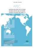 APEC - Những nguyên tắc cơ bản về bảo vệ dữ liệu cá nhân trong thương mại điện tử