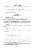 LUẬTGIAO DỊCH ĐIỆN TỬ CỦA QUỐC HỘI NƯỚC CỘNG HÒA XÃ HỘI CHỦ NGHĨA VIỆT NAM SỐ 51/2005/QH11 NGÀY 29 THÁNG 11 NĂM 2005 Căn cứ vào Hiến pháp nước Cộng hoà xã hội chủ nghĩa Việt Nam năm 1992 đã được sửa đổi, bổ sung theo Nghị quyết số 51/2001/QH10 ngày 25 th