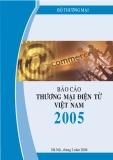Báo cáo Thương mại điện tử Việt Nam năm 2005