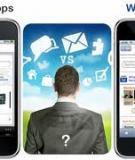 Phân biệt ứng dụng gốc và ứng dụng web