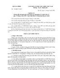 Thông tư - Hướng dẫn thi hành một số nội dung của Nghị định số 27/2007/NĐ-CP ngày 23 tháng 2 năm 2007 về giao dịch điện tử trong hoạt động tài chính