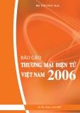 Báo cáo Thương mại điện tử Việt Nam năm 2006
