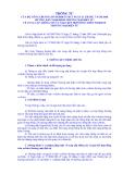 Thông tư của Bộ Công Thương số 09/2008/TT-BCT Ngày 21 tháng 7 năm 2008 - Hướng dẫn nghị định Thương mại điện tử về cung cấp thông tin và giao kết hợp đồng trên Website Thương mại điện tử