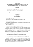 NGHỊ ĐỊNH CỦA CHÍNH PHỦ SỐ 27/2007/NĐ-CP NGÀY 23 THÁNG 02 NĂM 2007 VỀ GIAO DỊCH ĐIỆN TỬ TRONG HOẠT ĐỘNG TÀI CHÍNH CHÍNH PHỦ