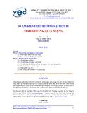 Sổ tay kiến thức thương mại điện tử - Marketing qua mạng