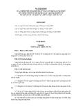 NGHỊ ĐỊNH CỦA CHÍNH PHỦ SỐ 26/2007/NĐ-CP NGÀY 15 THÁNG 02 NĂM 2007 QUY ĐỊNH CHI TIẾT THI HÀNH LUẬT GIAO DỊCH ĐIỆN TỬ VỀ CHỮ KÝ SỐ VÀ DỊCH VỤ CHỨNG THỰC CHỮ KÝ SỐ