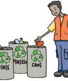 Phân loại rác tại nguồn – Sự khởi đầu của công nghệ tái chế chất th