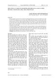 PHÂN TÍCH CÁC NHÂN TỐ ẢNH HƯỞNG ĐẾN HIỆU QUẢ CANH TÁC TRÊN ĐẤT DỐC Ở HUYỆN MÙ CĂNG CHẢI, TỈNH YÊN BÁI