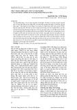 THỰC TRẠNG HIỆU QUẢ CHO VAY HỘ NGHÈO TẠI NGÂN HÀNG CHÍNH SÁCH XÃ HỘI TỈNH THÁI NGUYÊN