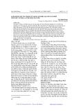 GIẢI PHÁP CHỦ YẾU NHẰM SỬ DỤNG CÓ HIỆU QUẢ ĐẤT GÒ ĐỒI Ở HUYỆN VÕ NHAI –TỈNH THÁI NGU