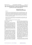 THỰC TRẠNG SỞ HỮU RUỘNG ĐẤT TRONG NÔNG NGHIỆP Ở THÁI NGUYÊN VÀ MỘT VÀI GIẢI PHÁP NHẰM NÂNG CAO HIỆU QUẢ QUYỀN SỞ HỮU RUỘNG ĐẤT CHO NÔNG DÂN TRONG GIAI ĐOẠN HIỆN NAY