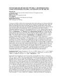 TÍNH ĐA DẠNG CỦA HỆ THỰC VẬT VIỆT NAM 17. ANODENDRON HOWII TSIANG (APOCYNACEAE TRÚC ĐÀO), LOÀI BỔ SUNG CHO HỆ THỰC VẬT