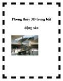 Phong thủy 3D trong bất động sản