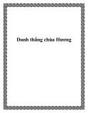 Danh thắng chùa Hương