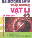 Để giải nhanh một số bài tập trắc nghiệm vật lý 12