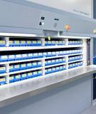 Kho hàng tự động - Ứng dụng công nghệ cao cho lĩnh vực lưu trữ hàng hoá