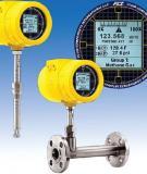 ST100 Series lưu lượng kế cao cấp theo công nghệ phân tán nhiệt