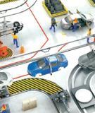 Sử dụng Ethernet - máy móc và robot