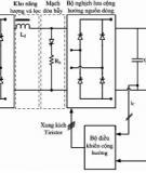 Thiết kế bộ lọc tích cực cho việc giảm dòng điện và bù công suất phản kháng cho nguồn lò nấu thép cảm ứng