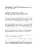"""Báo cáo """" Vai trò của khoa học trong quản lý toàn cầu về sa mạc hóa """""""