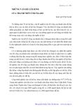 """Báo cáo """" NHỮNG VẤN ĐỀ LỐI SỐNG CỦA THANH NIÊN Ở BUNGARI """""""