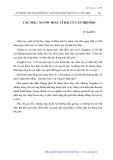 """Báo cáo """"  KỶ NIỆM 165 NGÀY SINH VÀ 100 NĂM NGÀY MẤT CỦA CÁC MÁC """""""