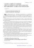 """Báo cáo """"  VAI TRÒ CỦA NGHIÊN CỨU XÃ HỘI HỌC TRONG SỰ LÃNH ĐẠO CỦA ĐẢNG CỘNG SẢN ĐỐI VỚI SỰ PHÁT TRIỂN KINH TẾ - XÃ HỘI CỦA ĐẤT NƯỚC BUNGARI """""""