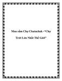 """Mua sắm Chợ Chatuchak -""""Chợ Trời Lớn Nhất Thế Giới"""""""