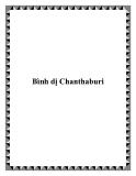 Bình dị Chanthaburi