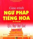 Giáo trình về Ngữ pháp tiếng Trung