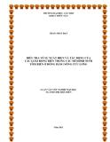 LUẬN VĂN TỐT NGHIỆP ĐẠI HỌC NGÀNH SINH HỌC BIỂN: ĐIỀU TRA VỀ SỰ XUẤT HIỆN VÀ TÁC ĐỘNG CỦA CÁC LOÀI RONG BIỂN TRONG CÁC MÔ HÌNH NUÔI TÔM BIỂN Ở ĐỒNG BẰNG SÔNG CỬU LONG