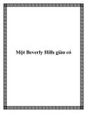 Một Beverly Hills giàu có